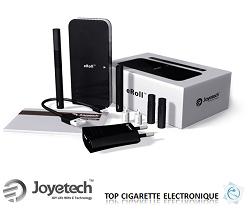 coffret cigarette lectronique discr te eroll joyetech noir argent ou blanc top cigarette. Black Bedroom Furniture Sets. Home Design Ideas