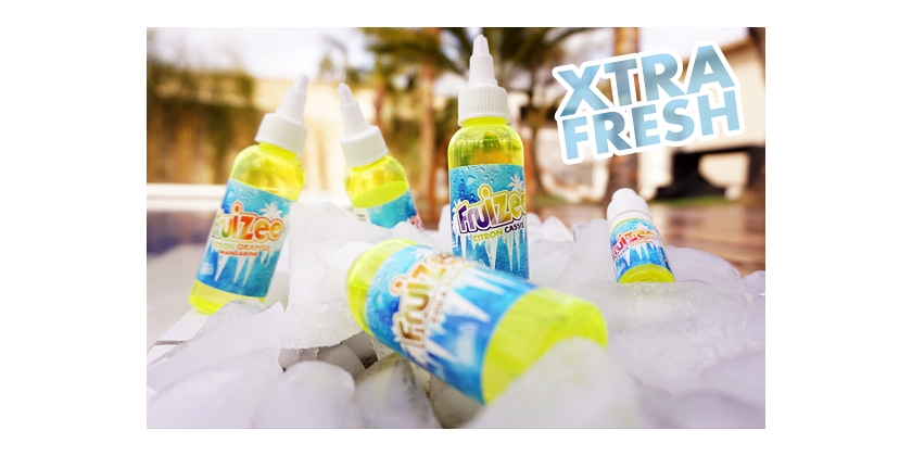 E-liquide ELIQUID FRANCE Fruizee XTRA FRESH sur Top Cigarette Electronique