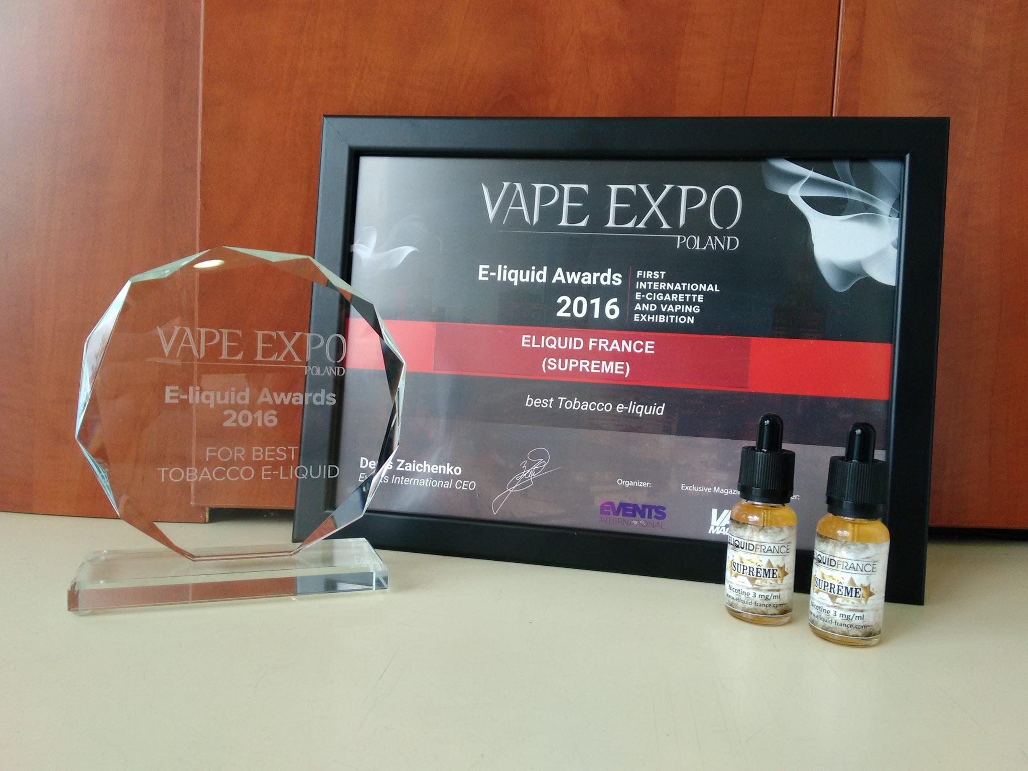 Le blog du site for Salon cigarette electronique