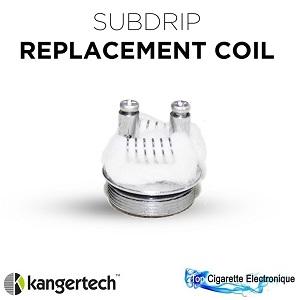 Mèche, résistance DRIP COIL Subdrip pour Dripper DRIPBOX de KangerTech