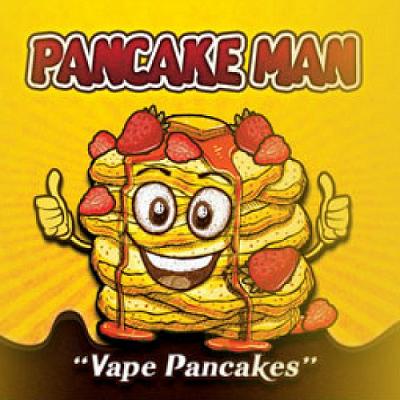 PANCAKE MAN de Vape Breakfast Classics sur Top Cigarette Electronique