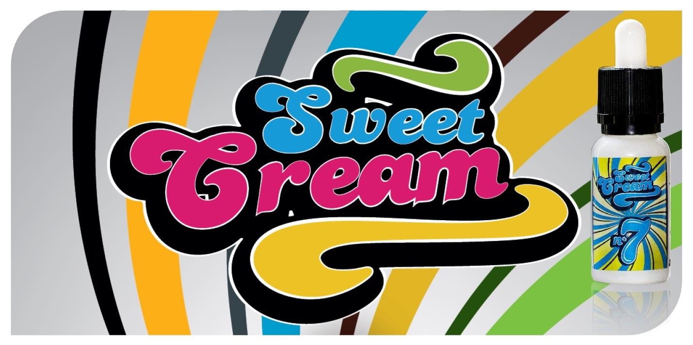 Sweet Cream d`ELIQUID FRANCE Premium sur Top Cigarette Electronique